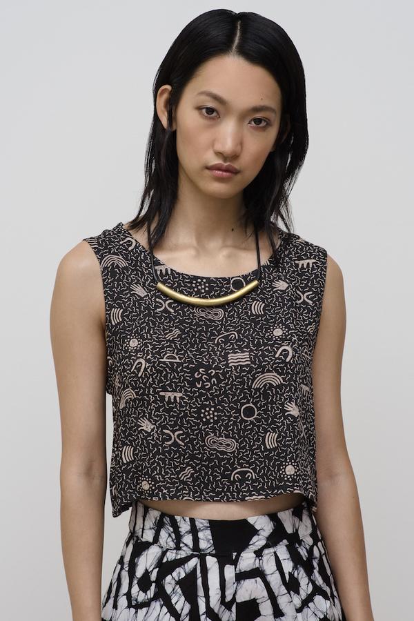 Osei-Duro Tublular Necklace