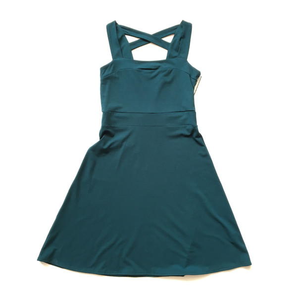 CHERRY BOBIN SAN FRANCISCO TURQUOISE Dress