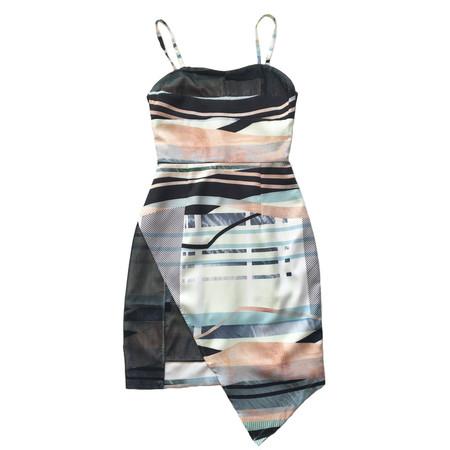 PINK STITCH CELESTINE Dress