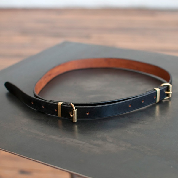A Detacher Nera Belt - SOLD OUT
