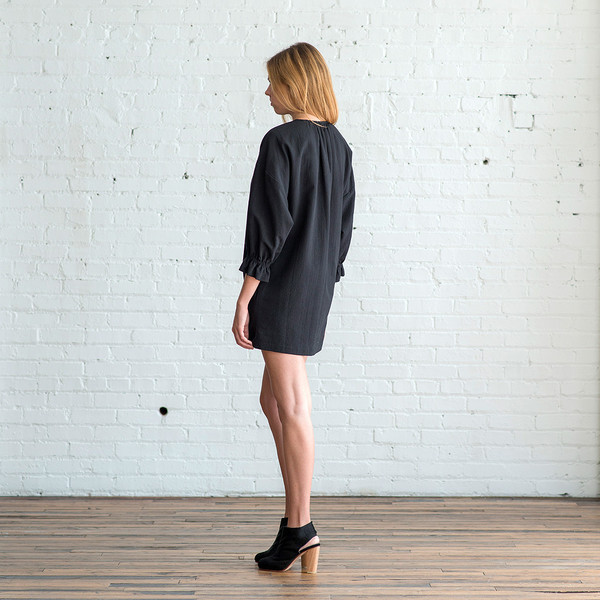 Apiece Apart Prado Chalk Dress - SOLD OUT