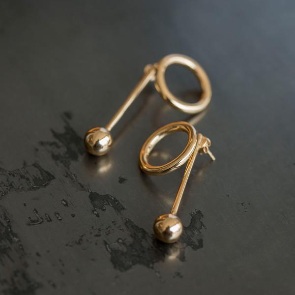 Faux/Real Friends Earrings