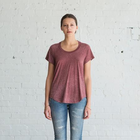 Isabel Marant Etoile Diego Tee Rust - SALE $60