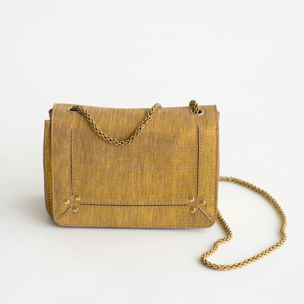 Jerome Dreyfuss Eliot Doré Bag - SOLD OUT
