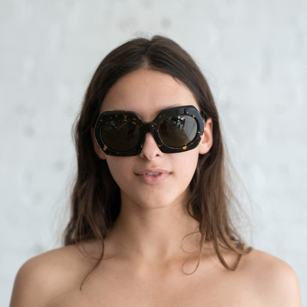 Steven Alan Optical Montague Sunglasses