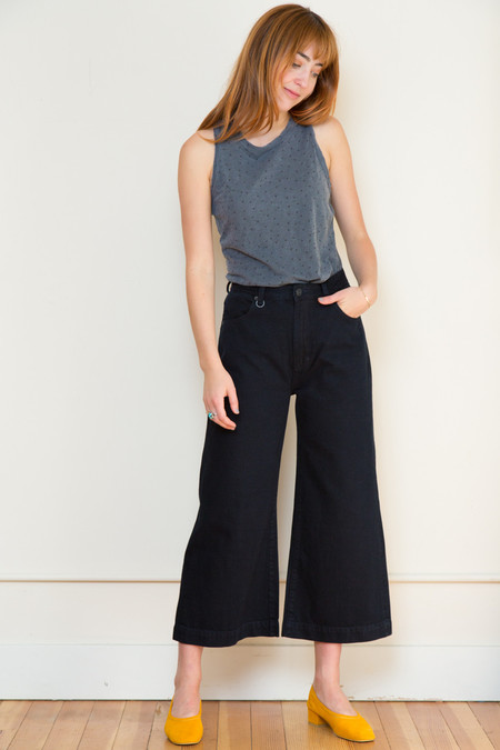 Neuw Paris Crop Jean