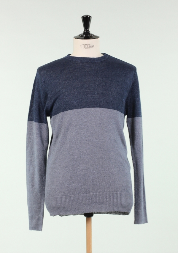 Men's Whyred Coil Block Sweater