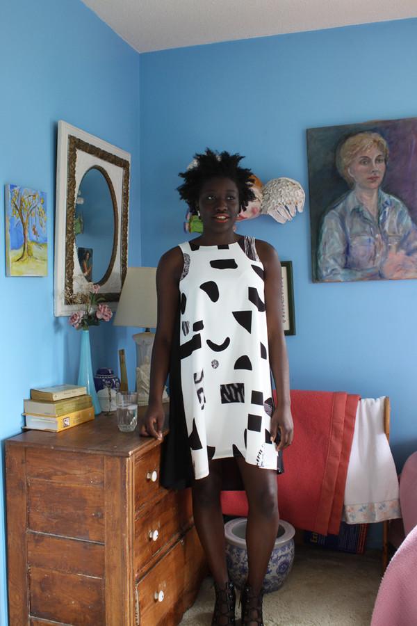 Marigold by Marilyne Baril Marigold Monica Dress