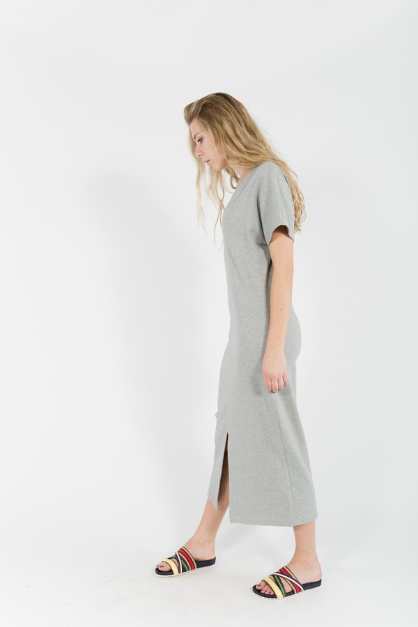 Jesse Kamm Bottleneck Dress