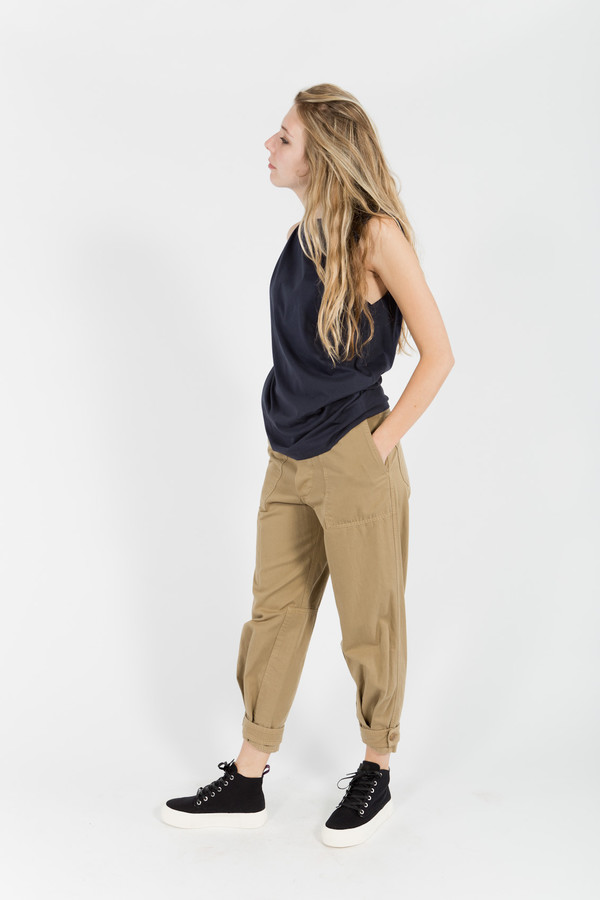 Band of Outsiders Chino Liz Pants