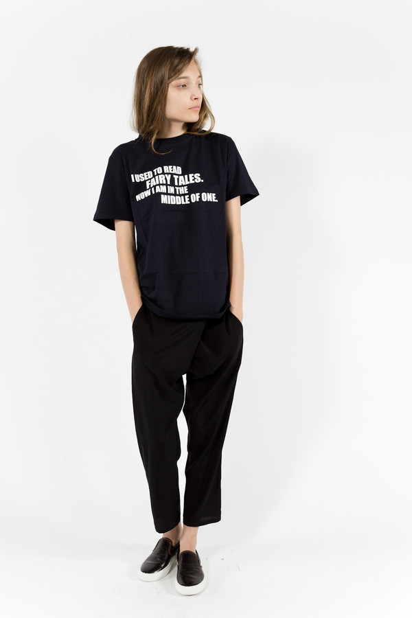 Emerson Fry Crop Fold Pants