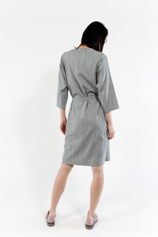 Norse Projects Dina Wool Dress