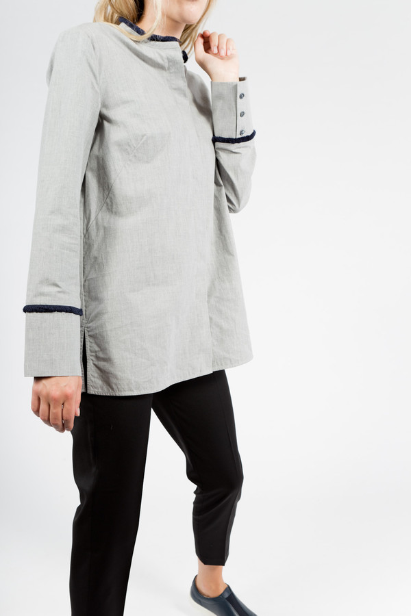 Trademark Fringe Shirt