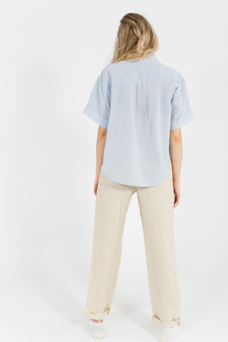 Band of Outsiders Grandpa Shirt