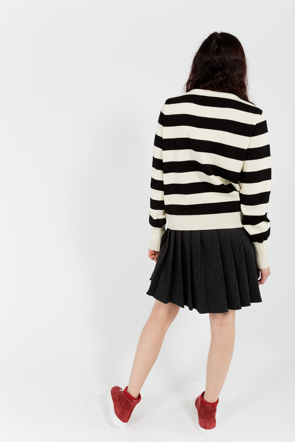 Berangere Claire Heat Striped Sweater
