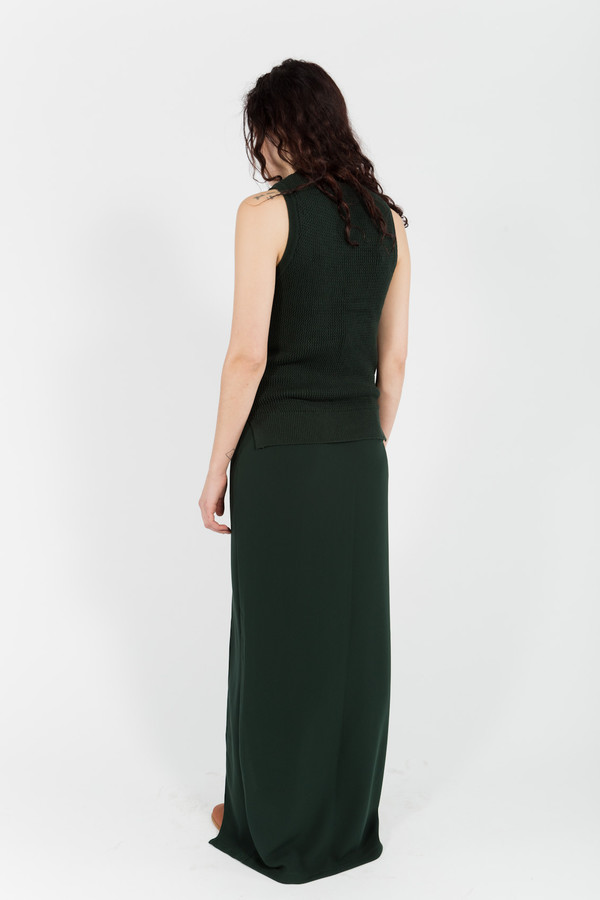 Nomia Long Slit Skirt
