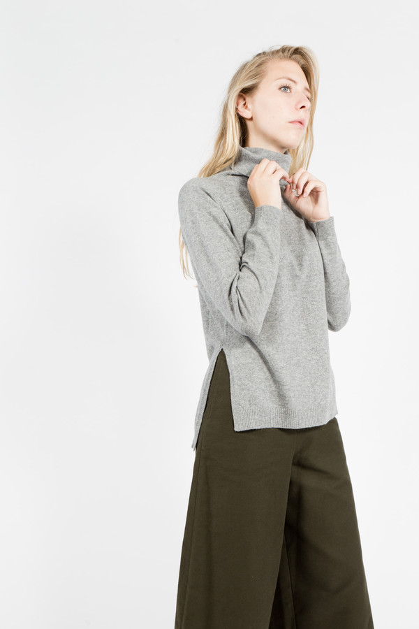 Studio Nicholson Miller Split Seam Turtleneck