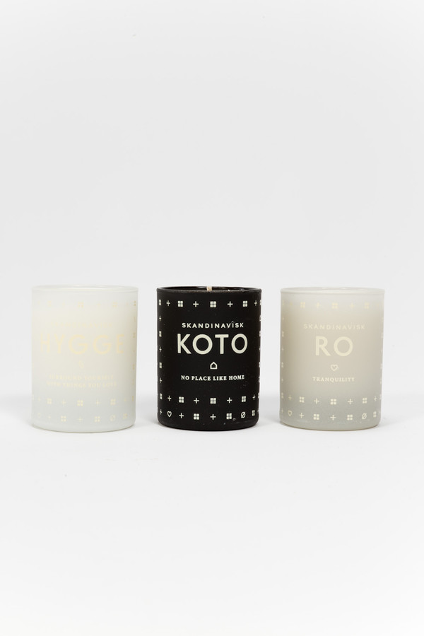 Skandinavisk Mini Candles Home Set