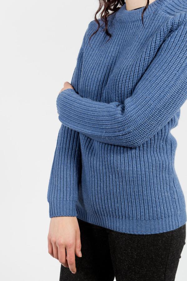 Le Mont St. Michel Pullover Rib Sweater