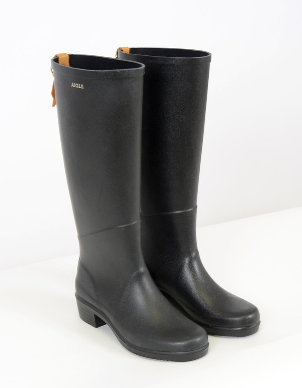 Aigle Ms Juliette A Rainboot Noir