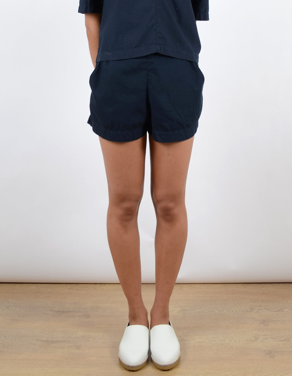 Ali Golden Short Navy