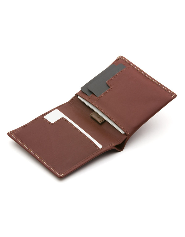 Bellroy Note Sleeve Cognac