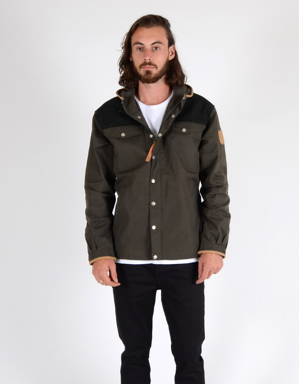 Men's Fjallraven Greenland Jacket No. 1 Special Edition Mountain Grey