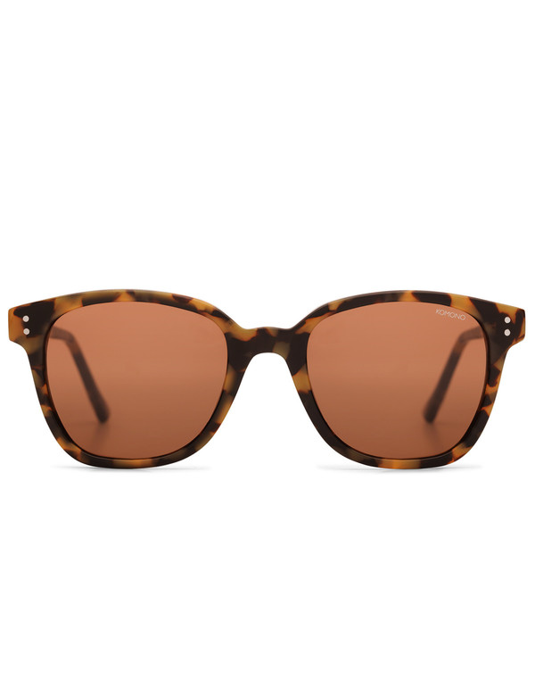 Komono Crafted Renee Demi Acetate Tortoise