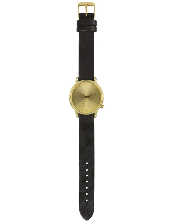 Komono Estelle Classic Watch Black