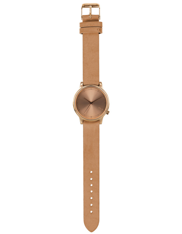 Komono Estelle Classic Watch Seashell