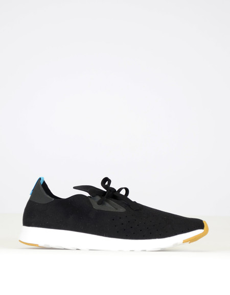 Native Shoes Native Apollo Moc Jiffy Black Shell White