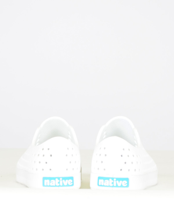 Native Shoes Native Jefferson Shell White Solid