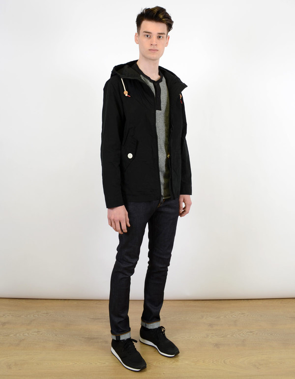 Men's Penfield Gibson Jacket Black