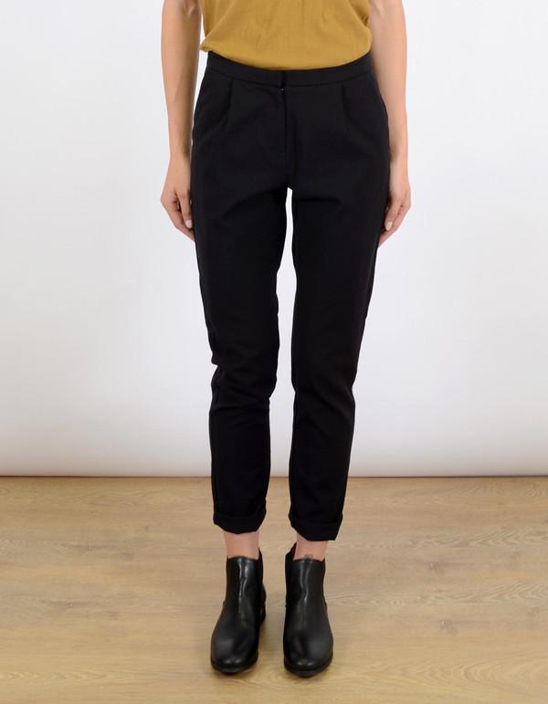 Storm & Marie Estrel Slim Trouser Black