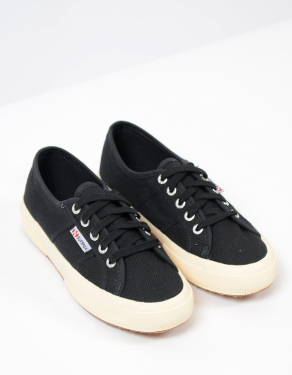 Men's Superga 2750 Cotu Classic Sneaker Men's Black