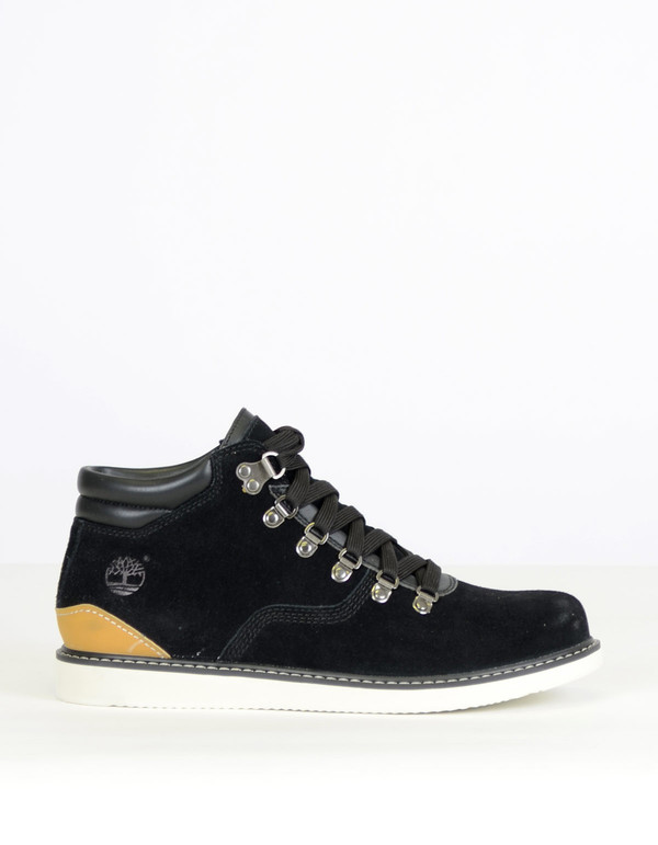 Men's Timberland Newmarket Hiker Black