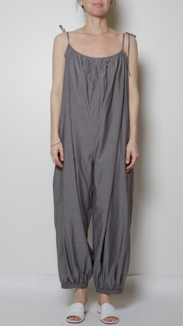 Maryam Nassir Zadeh Delfina Jumpsuit in Grey
