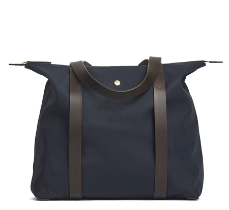 Mismo Navy and Dark Brown MS Shuttle by Mismo