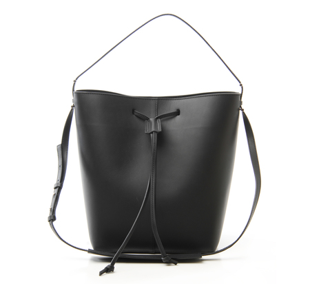 PB 0110 AB32 Black Shoulder Bag