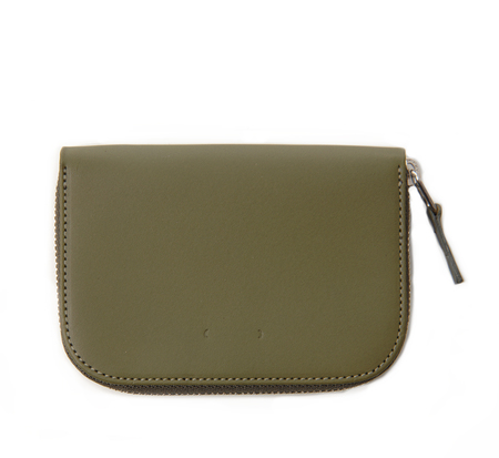 PB 0110 CM1 Dark Olive Card Case