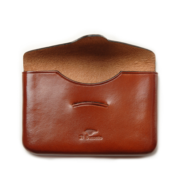 Il Bussetto Light Brown Card Case