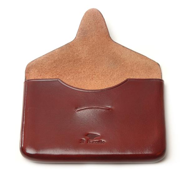 Il Bussetto Bordeaux Card Case