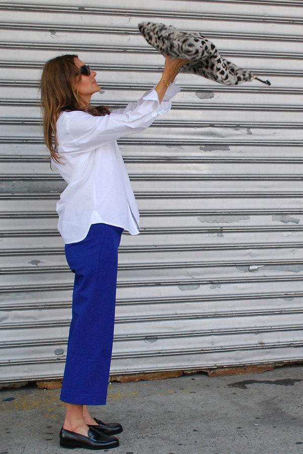 Crippen White Roan Shirt