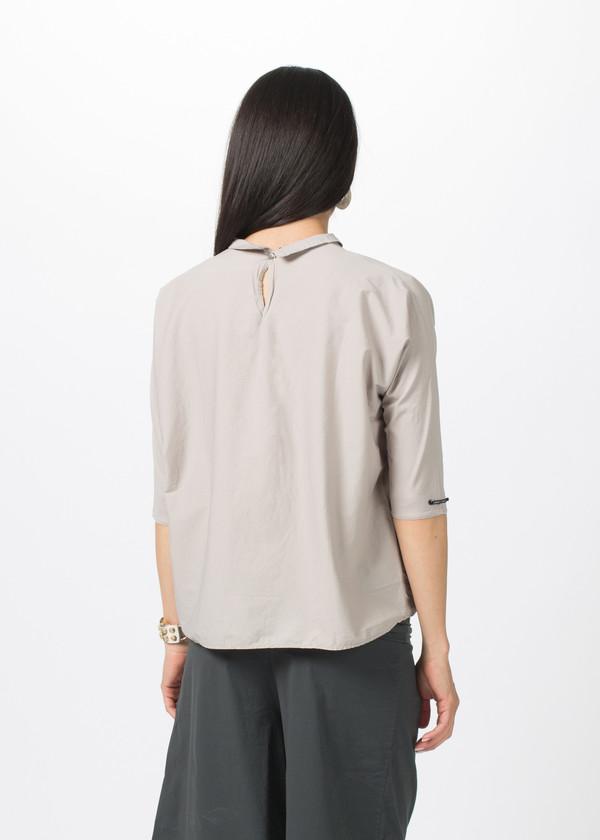 Album di Famiglia 3/4 Sleeve Collared Shirt