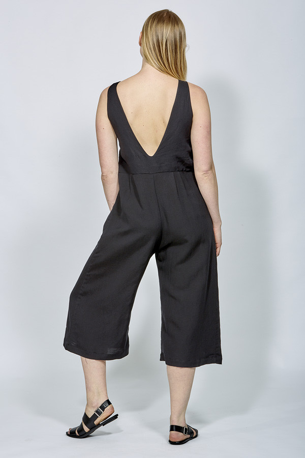 First Rite Crop Pantsuit