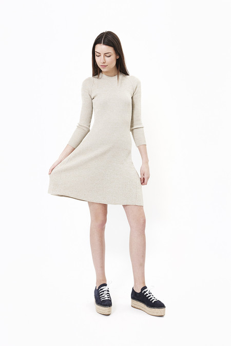 Nanushka Zanna Knit Dress