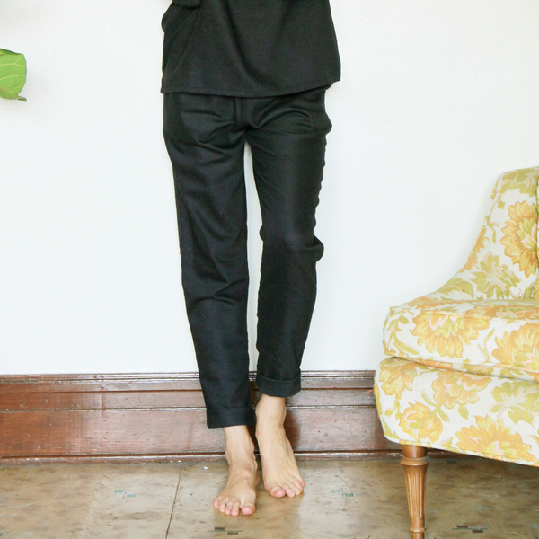 Unknown Cuff Pants<br>Stardust Speckle
