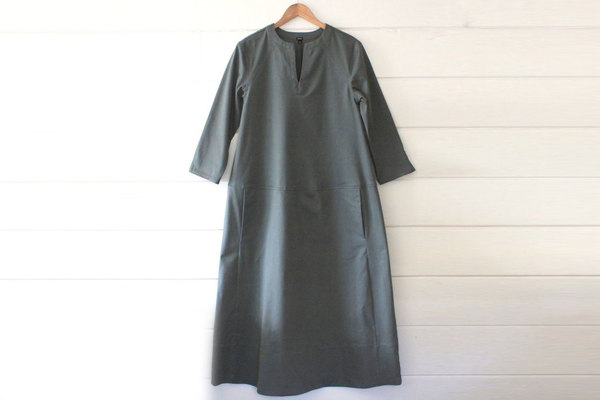 pietsie Tangier Dress in Olive