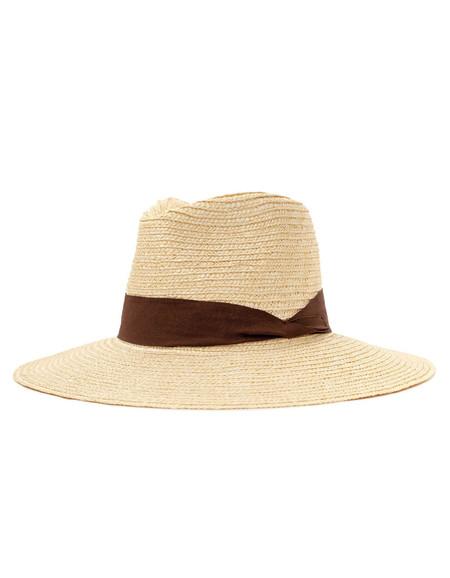 Brixton Willow Hat Cream Brown