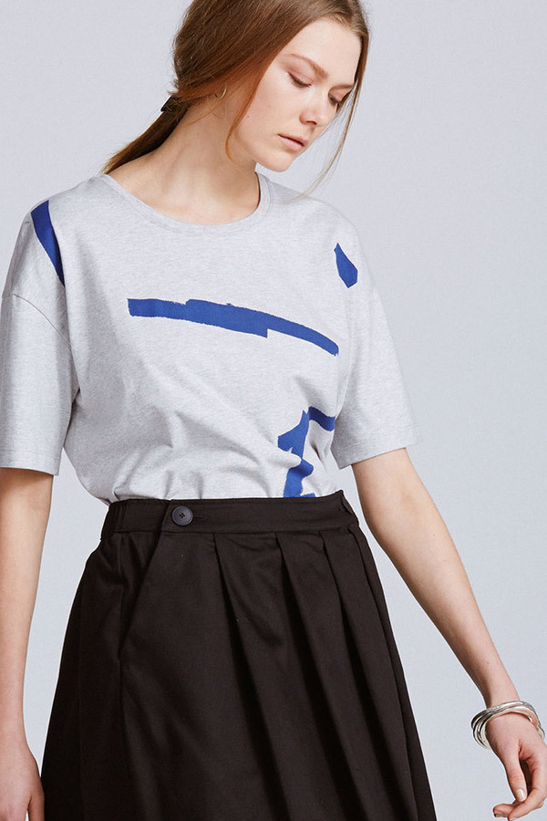 Kowtow Paper Pieces Tee